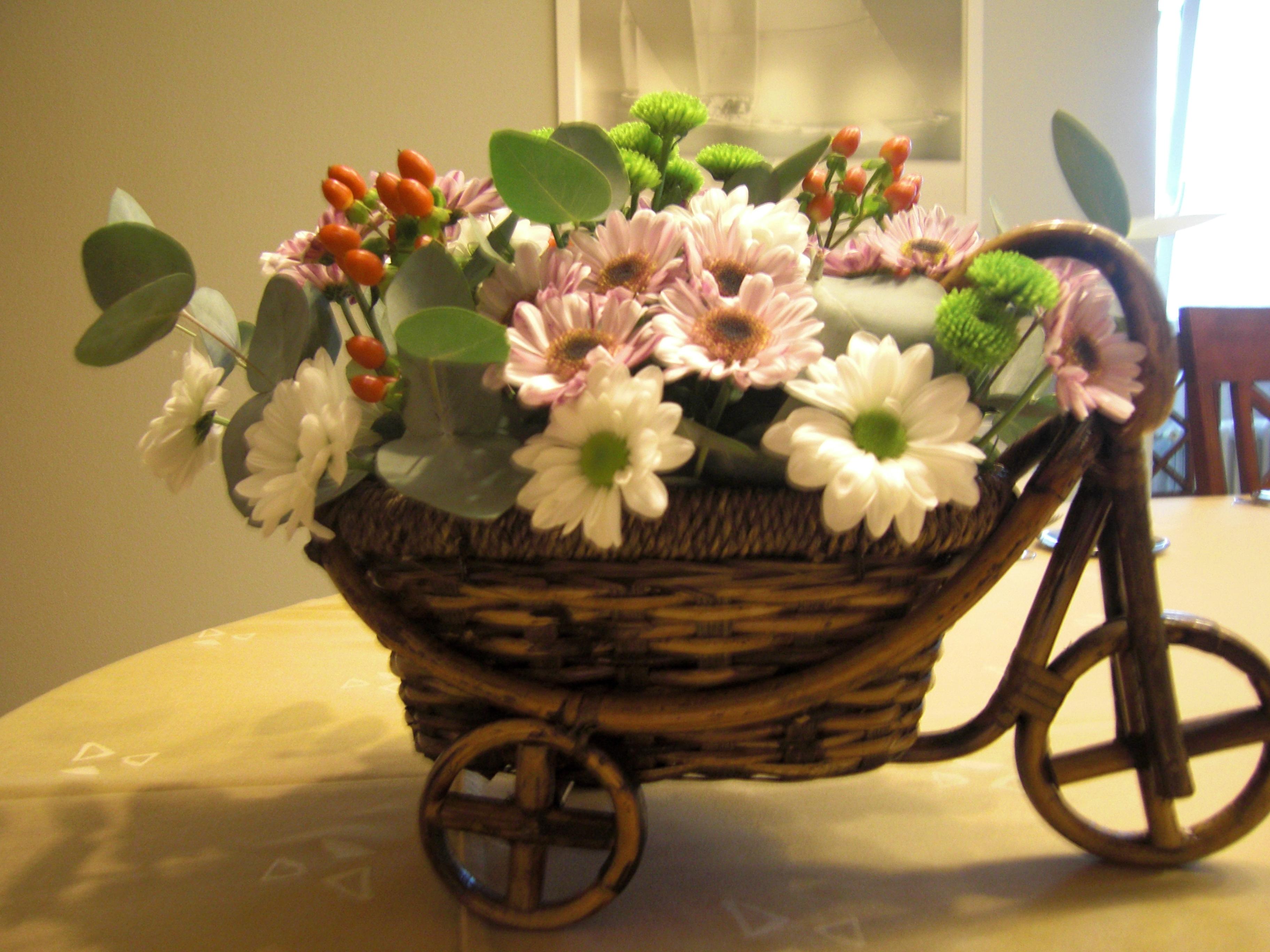 Bases Para Arreglos Florales Hogar Creativo