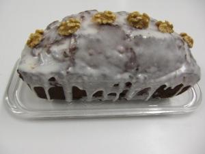 Cake de nueces
