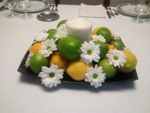 limones y margaritas