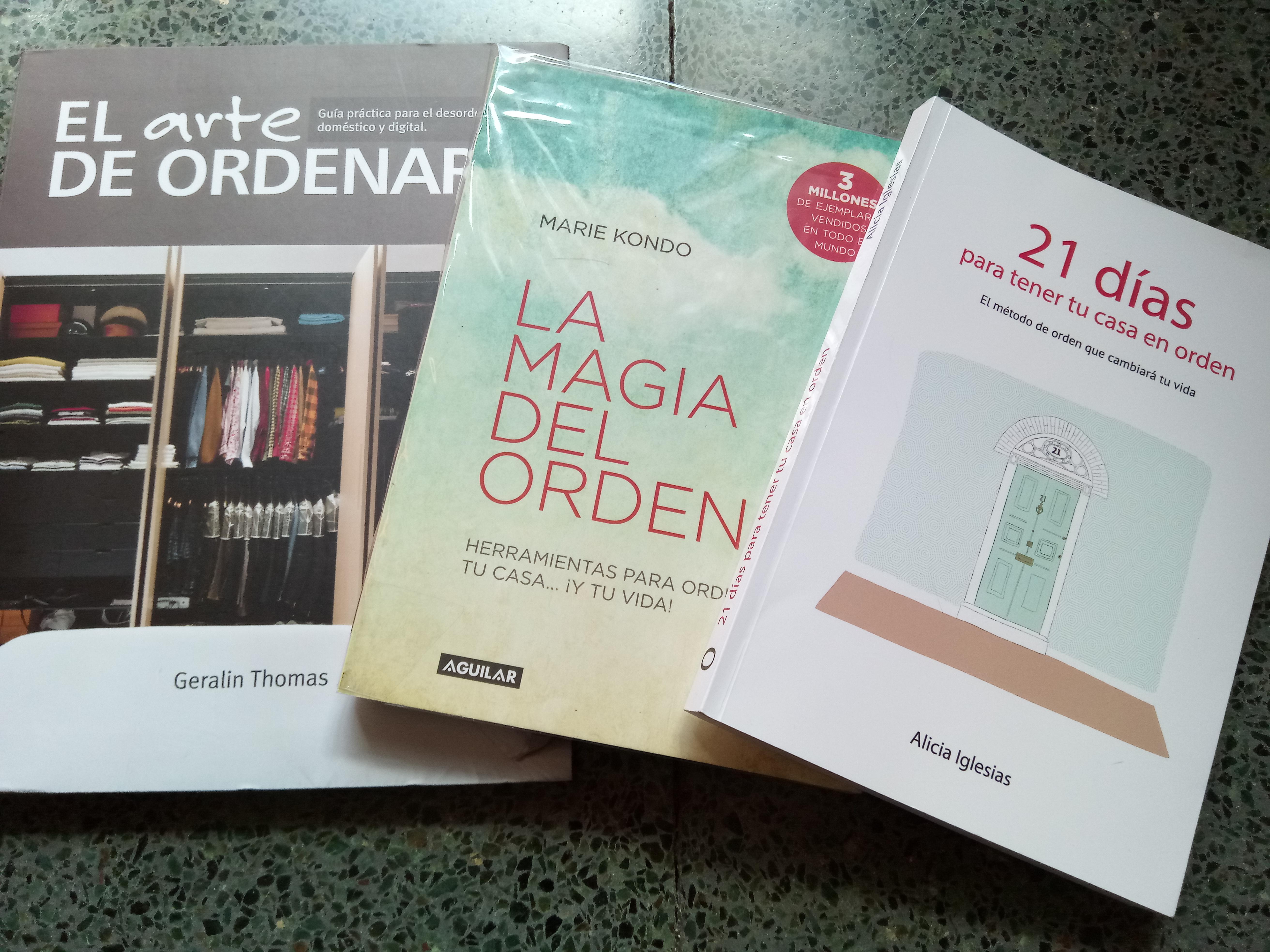 Formarse en el orden hogar creativo - Libro 21 dias para tener tu casa en orden ...