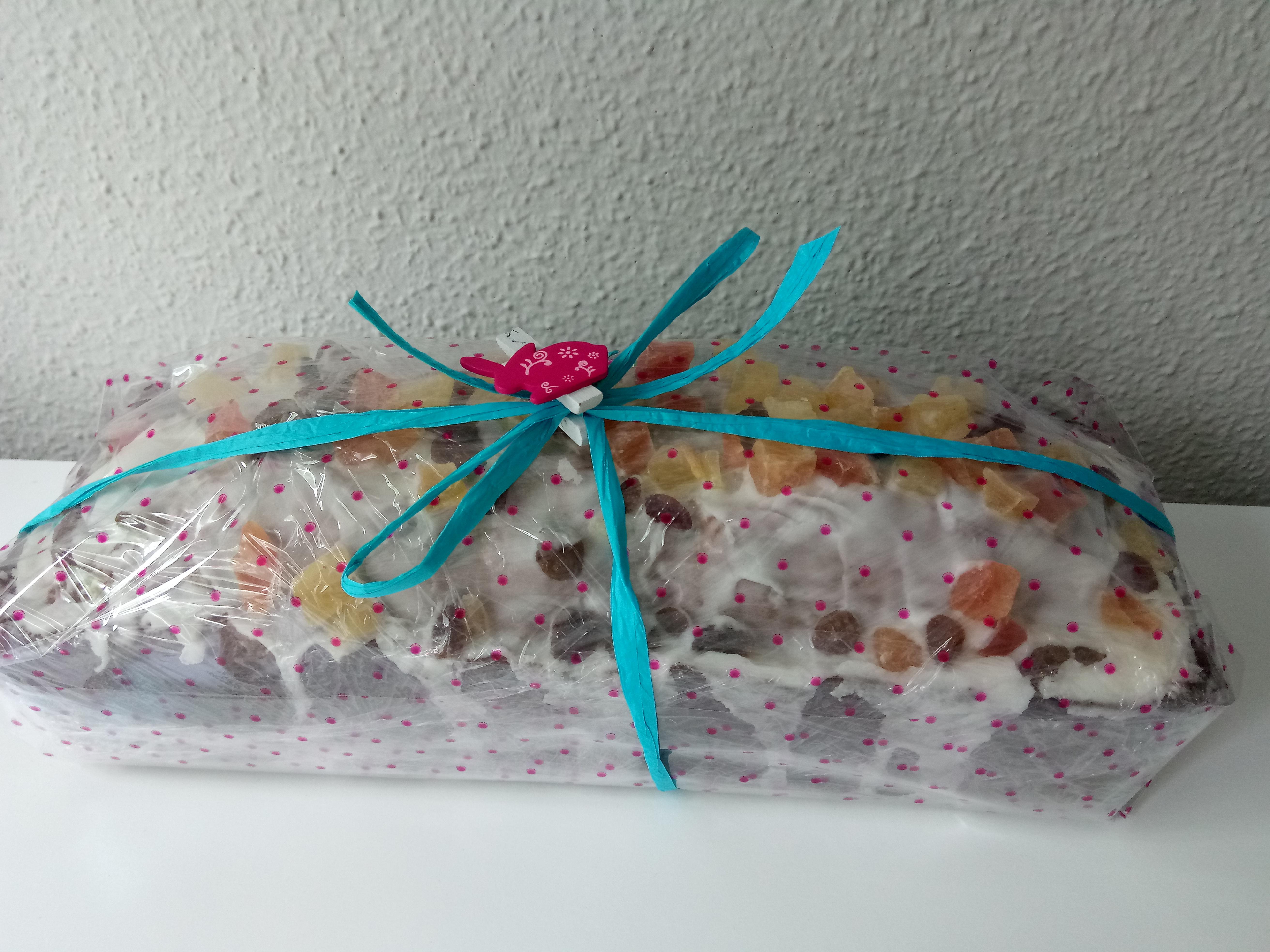 Cake regalo