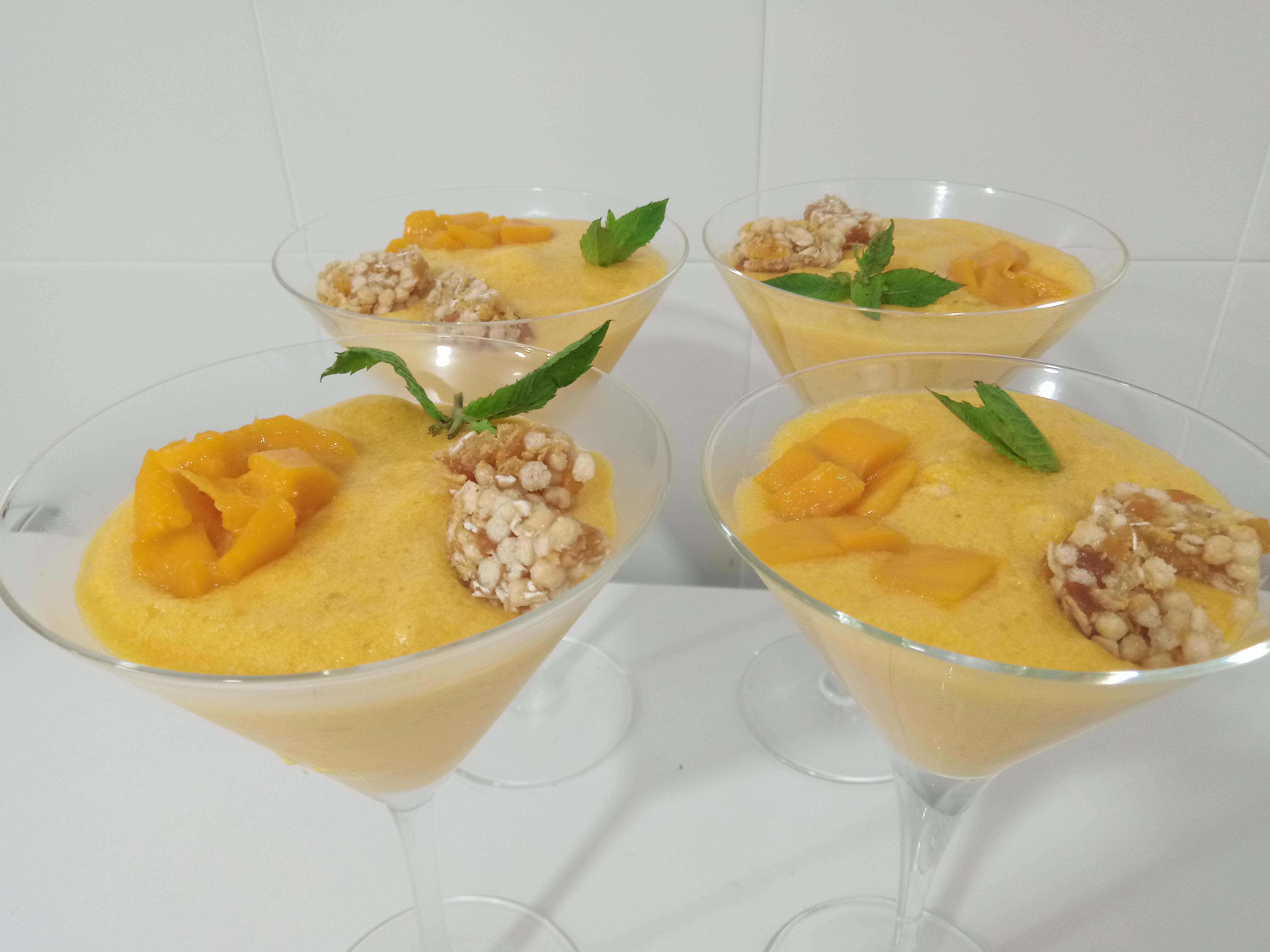Copas mus de mango